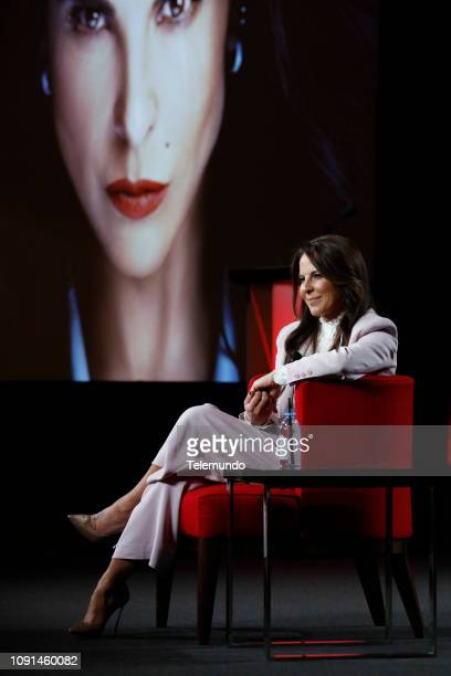 EVENTS NBCUniversal Press Tour January 2019 Telemundo's La Reina del Sur Panel Pictured Kate del Castillo