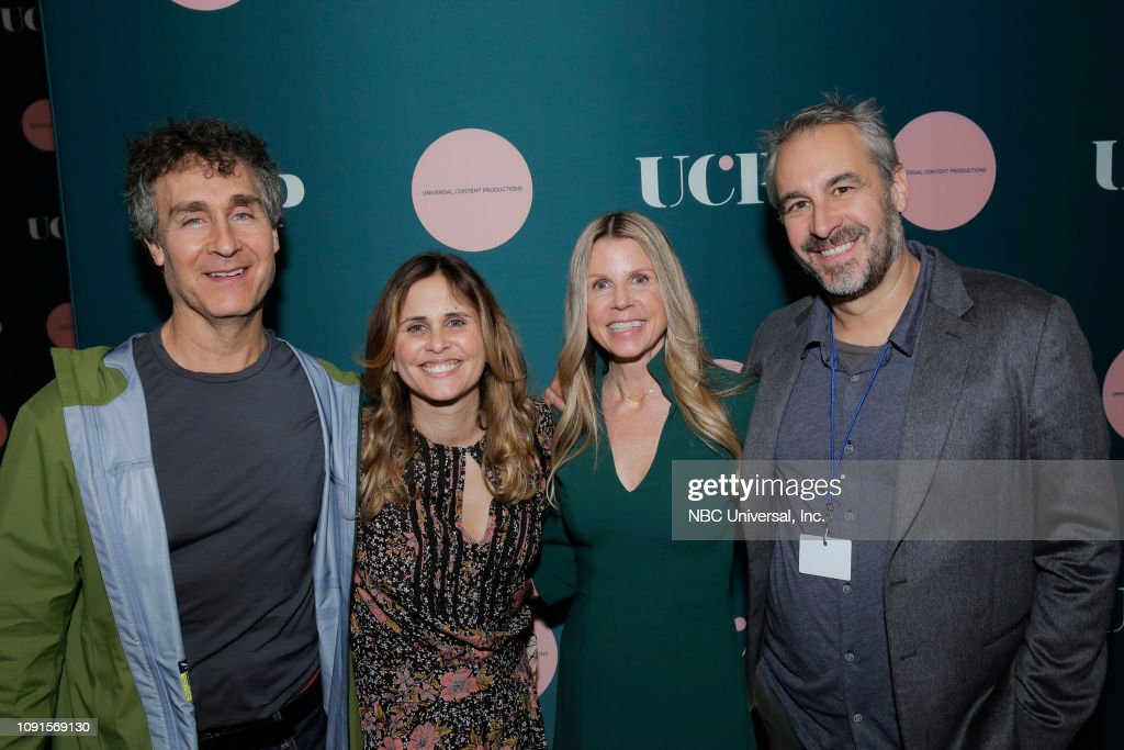 "CA: NBCUniversal's ""Press Tour January 2018"" - UCP Showrunners Cocktail Reception"