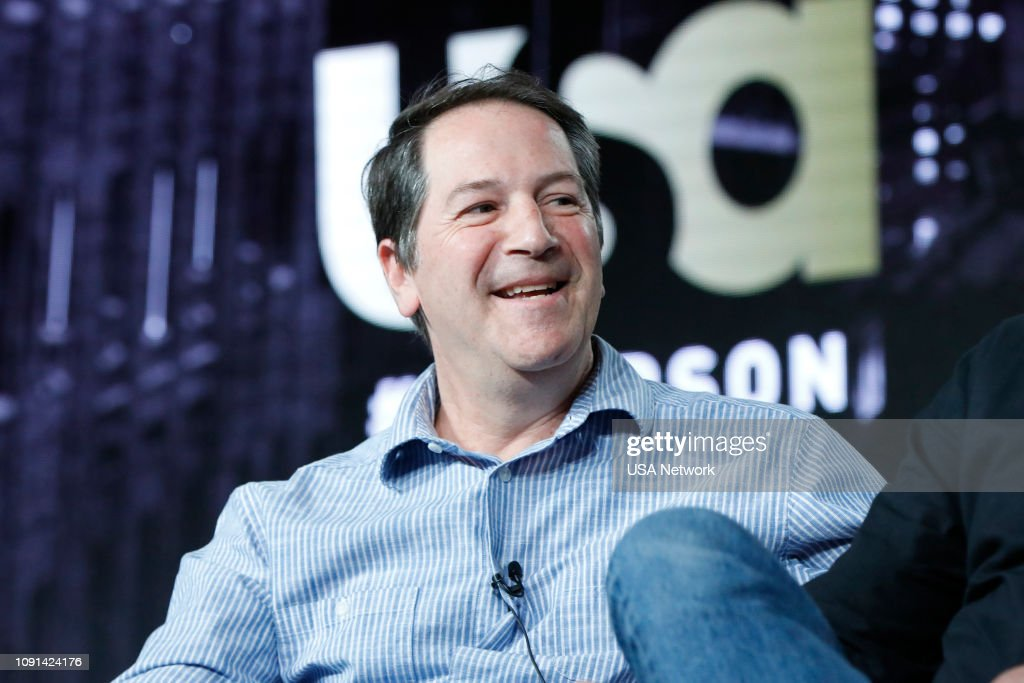 "CA: NBCUniversal's ""Press Tour January 2018"" - USA Network's ""Pearson"" panel"