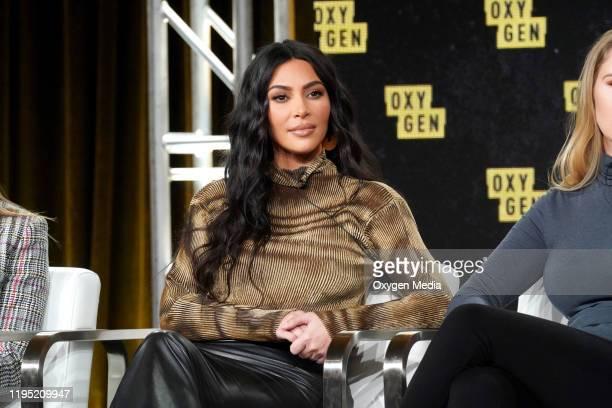 "NBCUniversal Press Tour, January 2020 -- Oxygen's ""Kim Kardashian West: The Justice Project""-- Pictured: Kim Kardashian West --"