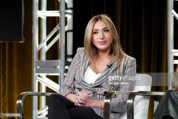 """NBCUniversal Press Tour, January 2020 -- Oxygen's """"Kim Kardashian West: The Justice Project""""-- Pictured: Farnaz Farjam --"""