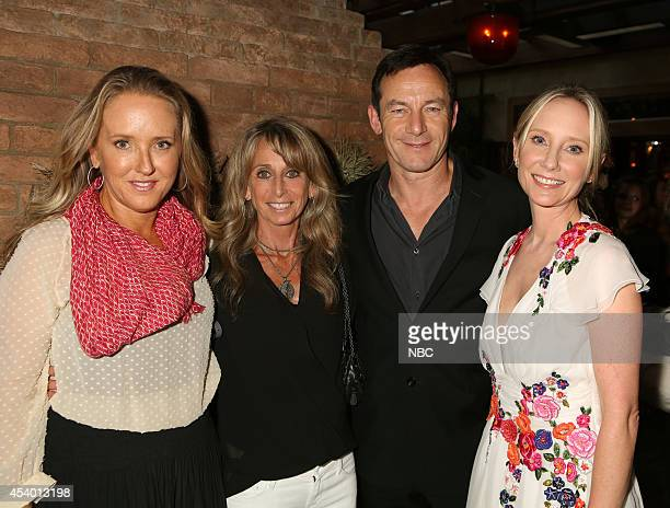 EVENTS NBCUniversal Press Tour July 2014 AllStar Party Pictured Jennifer Salke President NBC Entertainment Bonnie Hammer Chairman NBCUniversal Cable...