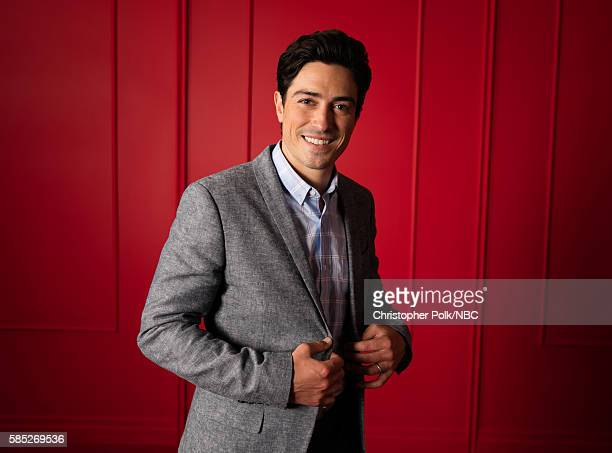 EVENTS NBCUniversal Press Tour Portraits AUGUST 02 2016 Actor Ben Feldman of Superstore poses for a portrait in the the NBCUniversal Press Tour...