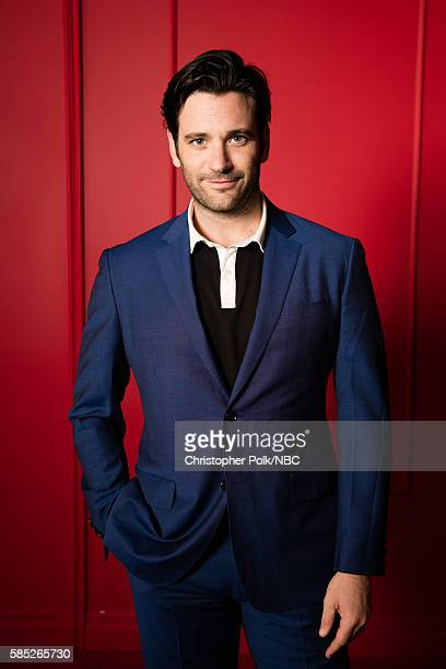 EVENTS NBCUniversal Press Tour Portraits AUGUST 02 2016 Actor Colin Donnell of Chicago Med poses for a portrait in the the NBCUniversal Press Tour...