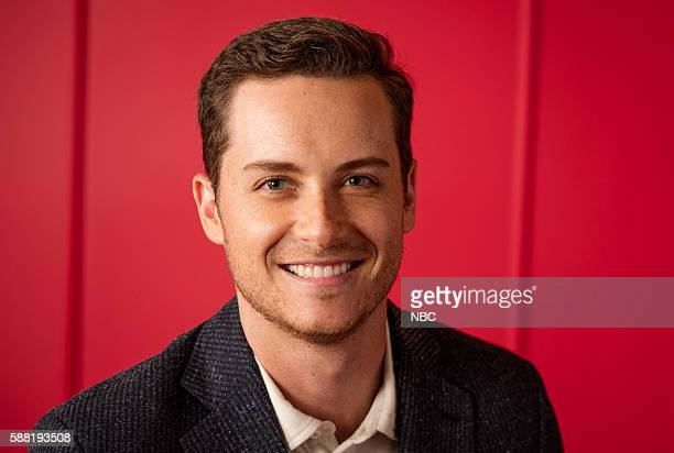 EVENTS NBCUniversal Press Tour Portraits AUGUST 02 2016 Actor Jesse Lee Soffer of Chicago PD poses for a portrait in the the NBCUniversal Press Tour...