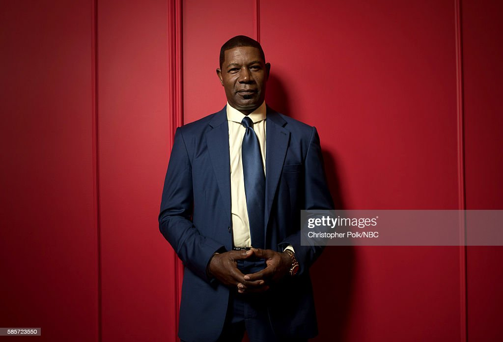 EVENTS -- NBCUniversal Press Tour Portraits, AUGUST 03, 2016: Actor Dennis Haysbert of 'Incorporated' poses for a portrait in the the NBCUniversal Press Tour portrait studio at The Beverly Hilton Hotel on August 3, 2016 in Beverly Hills, California.