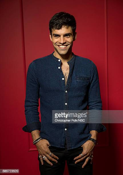 EVENTS NBCUniversal Press Tour Portraits AUGUST 03 2016 Actor Sean Teale of 'Incorporated' poses for a portrait in the the NBCUniversal Press Tour...