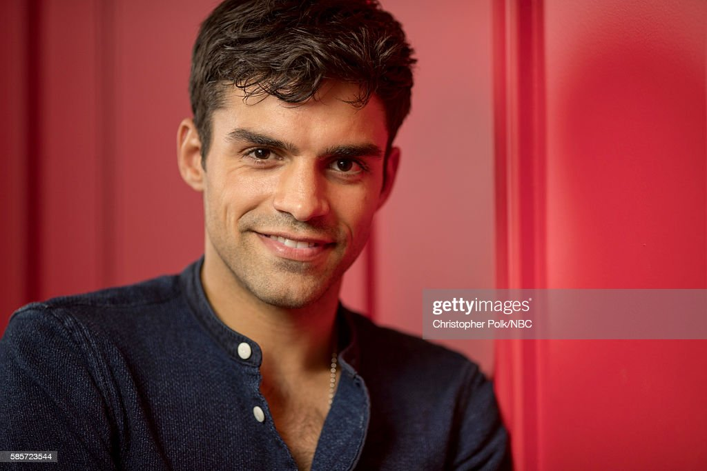 EVENTS -- NBCUniversal Press Tour Portraits, AUGUST 03, 2016: Actor Sean Teale of 'Incorporated' poses for a portrait in the the NBCUniversal Press Tour portrait studio at The Beverly Hilton Hotel on August 3, 2016 in Beverly Hills, California.