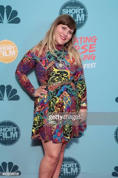 EVENTS NBCUniversal Short Film Festival After party for the 12th Annual NBCUniversal Short Film Festival semifinalist screenings at the Eventi Hotel...