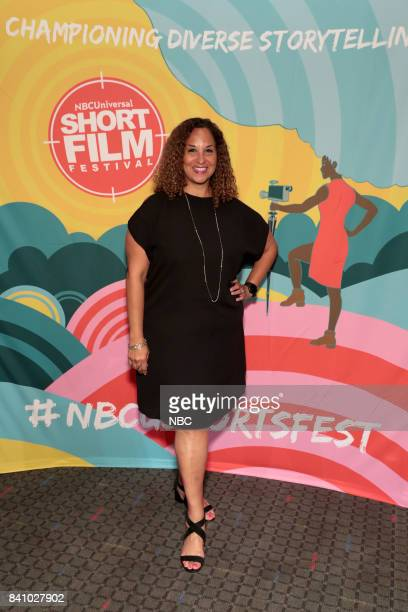 EVENTS NBCUniversal Short Film Festival First day of semifinalist screenings at the 12th Annual NBCUniversal Short Film Festival at the SVA Theatre...