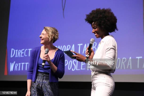 EVENTS NBCUniversal Short Film Festival Pictured Honora Talbott 'We Know Where You Live' Zainab Johnson
