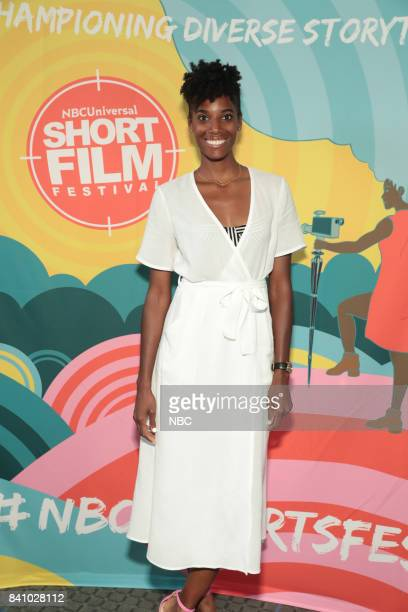EVENTS NBCUniversal Short Film Festival Second day of semifinalist screenings at the 12th Annual NBCUniversal Short Film Festival at the SVA Theatre...