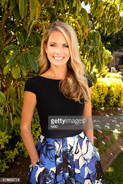 EVENTS NBCUniversal Summer Press Day April 1 2016 Pictured Cameran Eubanks Bravo's 'Southern Charm'