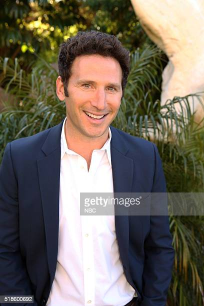 EVENTS NBCUniversal Summer Press Day April 1 2016 Pictured Mark Feuerstein USA's 'Royal Pains'