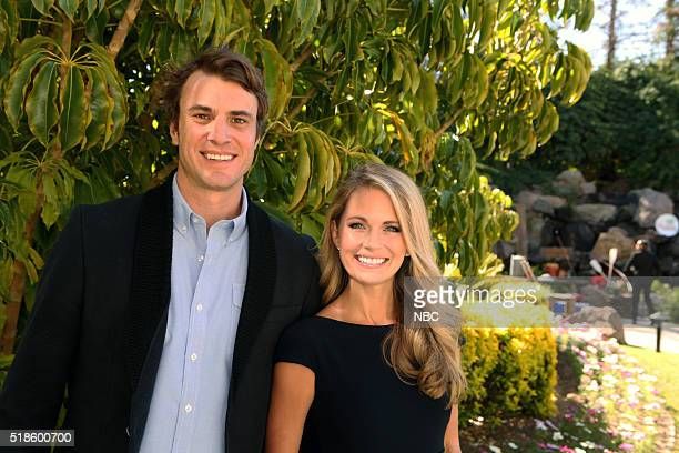 EVENTS NBCUniversal Summer Press Day April 1 2016 Pictured Shep Rose Cameran Eubanks Bravo's 'Southern Charm'