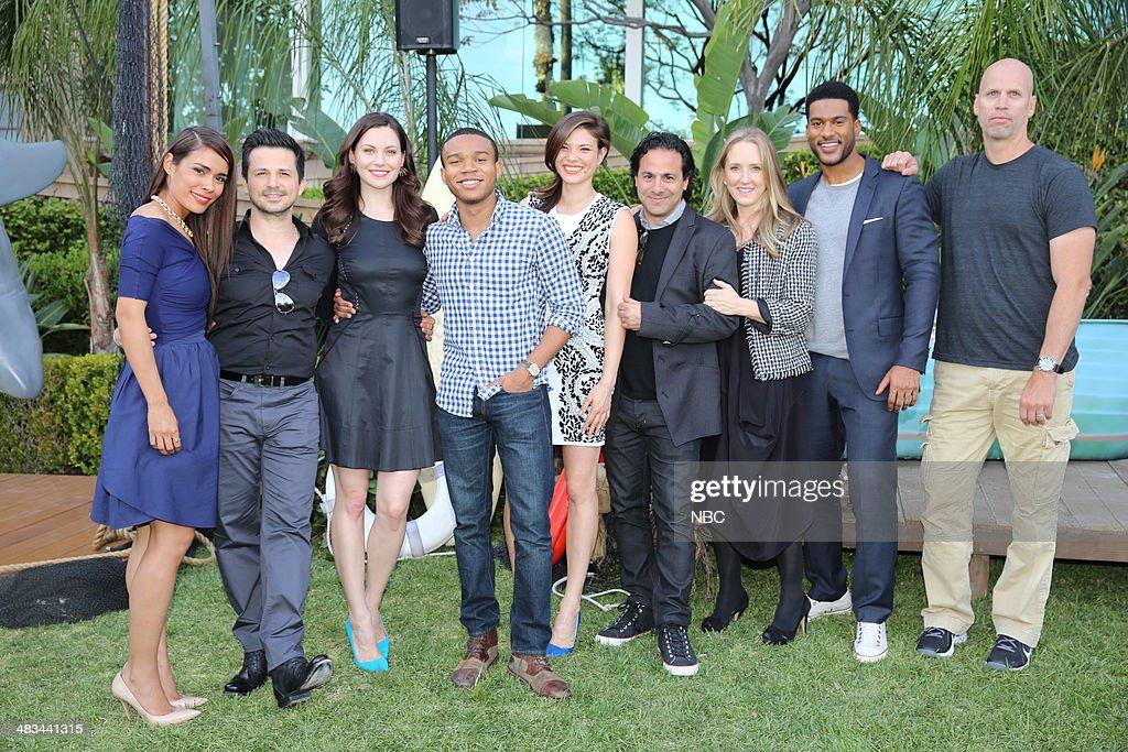 NBCUniversal Events - Season 2014 : News Photo