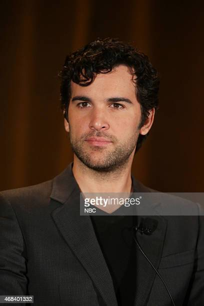 EVENTS NBCUniversal Summer Press Day April 2015 'AD The Bible Continues' Panel Pictured Juan Pablo Di Pace