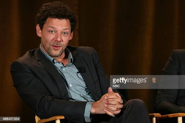EVENTS NBCUniversal Summer Press Day April 2015 'AD The Bible Continues' Panel Pictured Richard Coyle