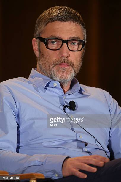 EVENTS NBCUniversal Summer Press Day April 2015 'AD The Bible Continues' Panel Pictured Vincent Regan