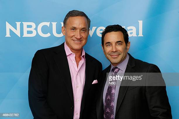 EVENTS NBCUniversal Summer Press Day April 2015 E 'Botched' Pictured Dr Terry Dubrow Dr Paul Nassif