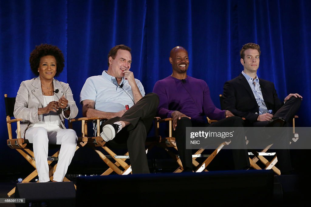 "NBCUniversal's ""Summer Press Day, April 2015"" - NBC Panel Session"