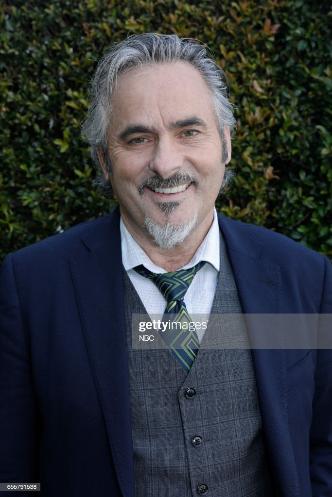 NBCUniversal Summer Press Day -- Pictured: David Feherty, Golf Channel's 'Feherty' --