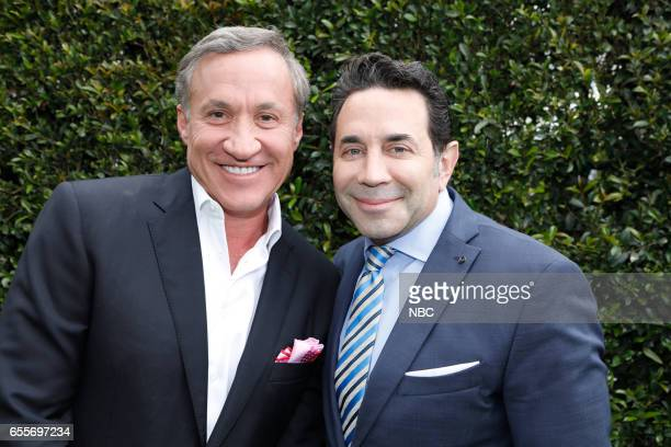NBCUniversal Summer Press Day Pictured Dr Terry Dubrow Dr Paul Nassif E Entertainment's 'Botched'