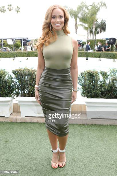 NBCUniversal Summer Press Day Pictured Gizelle Bryant The Real Housewives of Potomac
