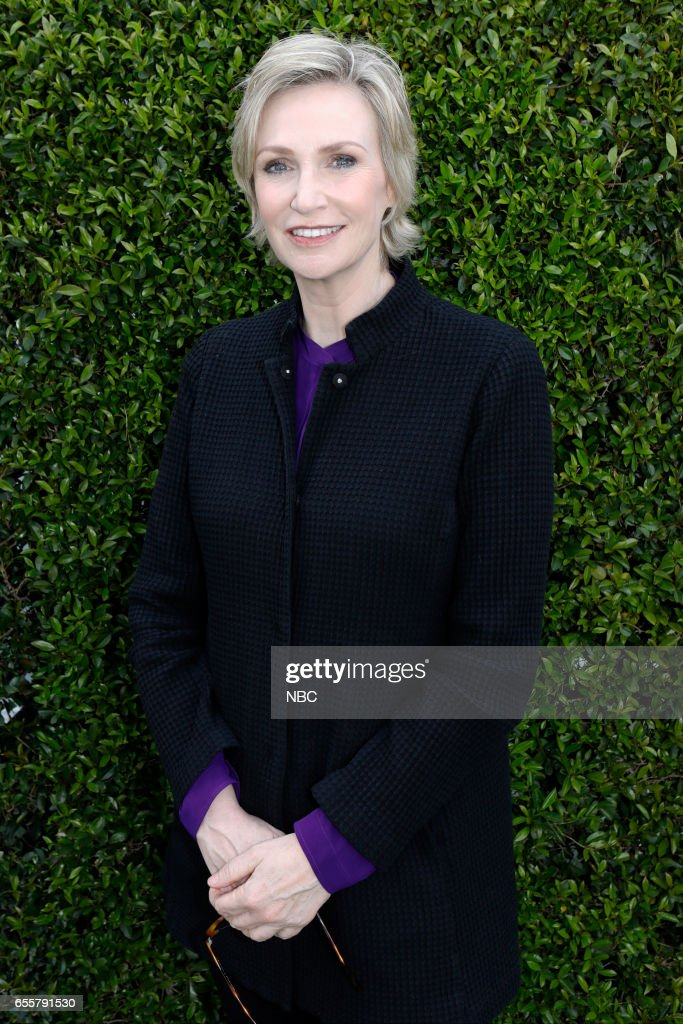 NBCUniversal Summer Press Day -- Pictured: Jane Lynch, NBC's 'Hollywood Game Night' --
