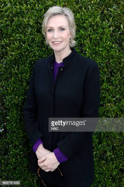 NBCUniversal Summer Press Day Pictured Jane Lynch NBC's 'Hollywood Game Night'
