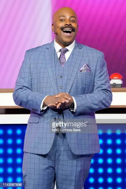NBCUniversal Upfront in New York City on Monday May 13 2019 Pictured Kenan Thompson Saturday Night Live on NBC