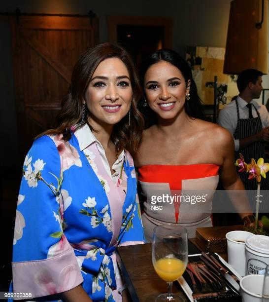NBCUniversal Upfront in New York City on Monday May 14 2018 Executive Portraits Pictured Felicidad Aveleyra 'Noticias Telemundo' on Telemundo Ana...