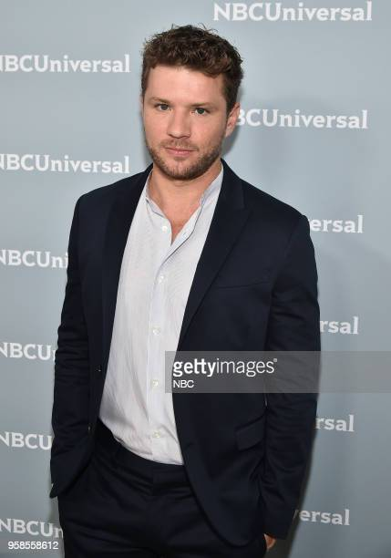 NBCUniversal Upfront in New York City on Monday May 14 2018 Red Carpet Pictured Ryan Phillippe 'Shooter' on USA Network