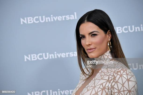 NBCUniversal Upfront in New York City on Monday May 14 2018 Red Carpet Pictured Gaby Espino on Telemundo