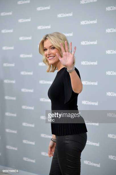 NBCUniversal Upfront in New York City on Monday May 14 2018 Red Carpet Pictured Megyn Kelly 'Megyn Kelly TODAY' on NBC