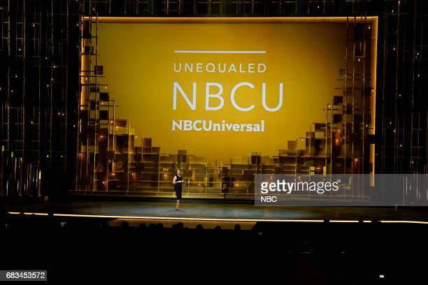 NBCUniversal Upfront in New York City on Monday May 15 2017 Pictured Linda Yaccarino Chairman Advertising Sales and Client Partnerships NBCUniversal