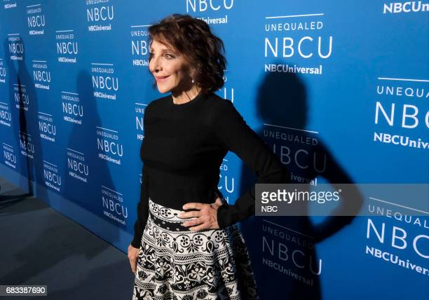 NBCUniversal Upfront in New York City on Monday May 15 2017 Red Carpet Pictured Andrea Martin Great News on NBC
