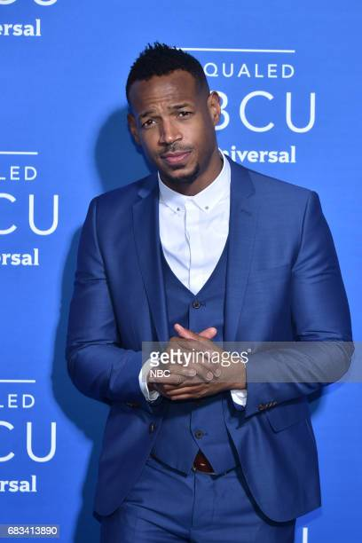 NBCUniversal Upfront in New York City on Monday May 15 2017 Red Carpet Pictured Marlon Wayans Marlon on NBC