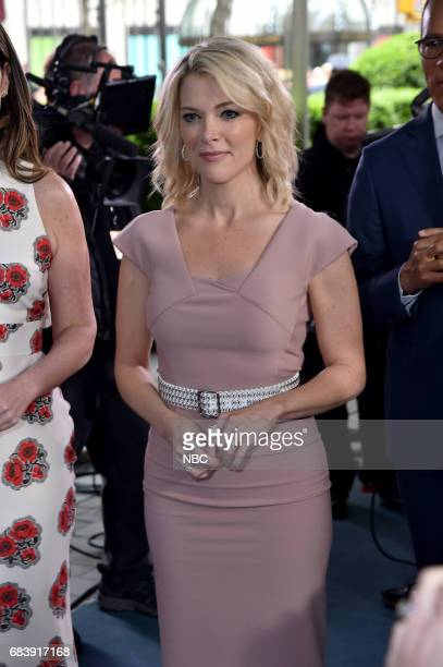 NBCUniversal Upfront in New York City on Monday May 15 2017 Red Carpet Pictured Megyn Kelly Today on NBC