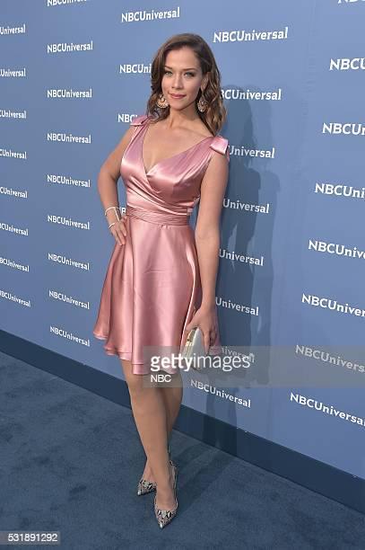 UPFRONT 2016 NBCUniversal Upfront in New York City on Monday May 16 2016 Pictured Carolina Miranda Señora Dolores on Telemundo