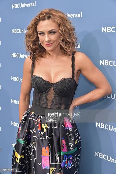 UPFRONT '2016 NBCUniversal Upfront in New York City on Monday May 16 2016' Pictured Aracely Arámbula 'La Doña' on Telemundo
