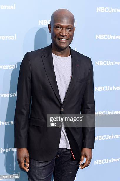 UPFRONT '2016 NBCUniversal Upfront in New York City on Monday May 16 2016' Pictured Peter Mensah Midnight Texas on NBC
