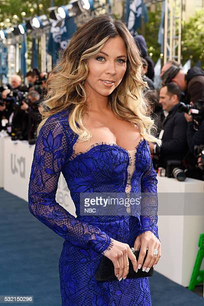 UPFRONT '2016 NBCUniversal Upfront in New York City on Monday May 16 2016' Pictured Ximena Duque Days of Our Lives on NBC