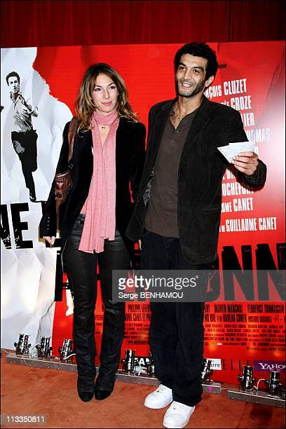 'Ne Le Dis A Personne' Premiere On October 30Th 2006 In Paris France Here Ramzy And Anne De Petrini