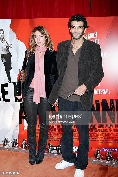 'Ne Le Dis A Personne' Premiere On October 30Th 2006 In Paris France Here Ramzy And His Fiend Anne De Petrini