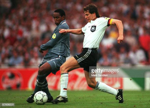 7 nE London 260696 Paul INCE/ENG Andreas MOELLER/GER