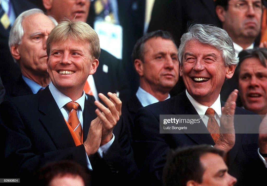 EM EURO 2000: 1/2-Finale ITALIEN - HOLLAND 3:1 n.E. : Nieuwsfoto's