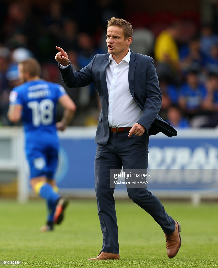 A.F.C. Wimbledon v Shrewsbury Town - Sky Bet League One