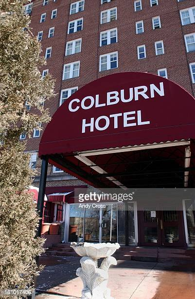 Neal Cassady's future bride Carolyn Robinson lived at the Coburn Hotelat 980 Grant St Allen Ginsberg called it home for a while as well