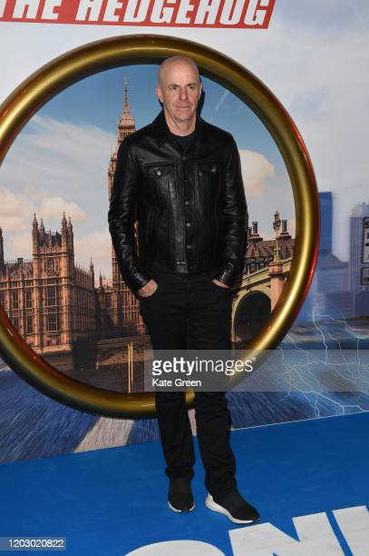 """Neal H. Moritz attends the """"Sonic The Hedgehog"""" Gala Screening at Vue Westfield on January 30, 2020 in London, England."""